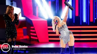 Download Lagu Bebe Rexha & Florida Georgia Line win Best Collaboration | 2018 iHeartRadio MMVAs Gratis STAFABAND