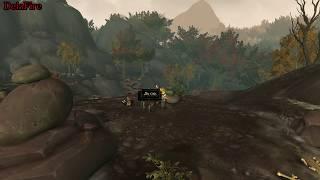 World of Warcraft: BFA - Пещеры Северного перевала