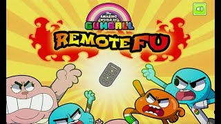 download lagu The Amazing World Of Gumball - Remote Fu Cartoon gratis