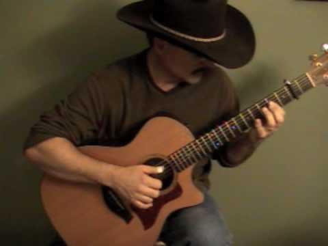 Elton John 'Daniel' Steve Jirak Solo Fingerstyle Guitar