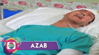 AZAB - Sering Menyakiti Istri, Suami Mati Terbakar di Penjara dan makamnya Hilang