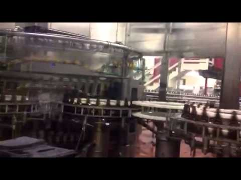 Lagunitas new bottling line