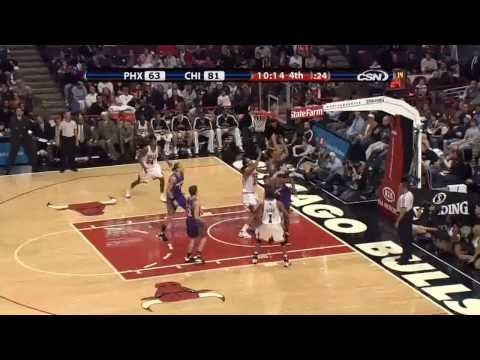 Derrick Rose Top 10 Career Dunks Video