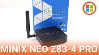Minix Neo z83 - 4 pro Price