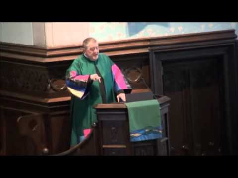October 4, 2015 World Communion Day Sermon:  A Table of Immigrants