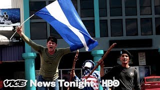 The Aftermath Of Nicaragua's Protests Against Ortega (HBO)