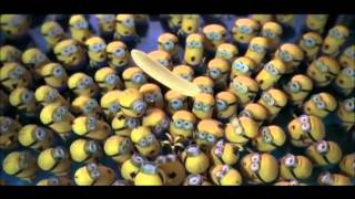 minions - on the floor - videoclipe