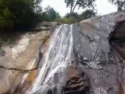 Tamil Nadu Tourist Place Shenbagathoopu - Water Falls