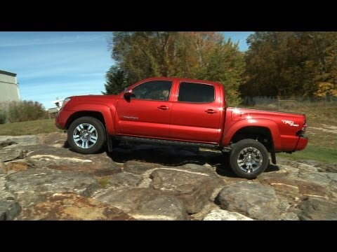 Toyota Tacoma quick take from Consumer Reports