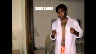 Watch Childish Gambino The Real infinity Guitars video