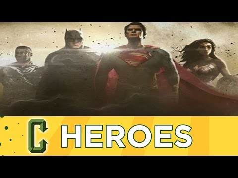 Collider Heroes - Dawn of Justice Concept Art, Suicide Squad Posters & Wonder Woman Logo