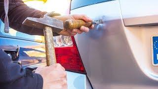 TRUCOS | Comprar un Coche Roto y Arreglarlo con Poco Dinero (Motor + Chapa)