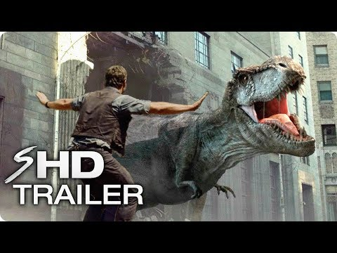 Jurassic World 3: Extinction (2021) First Look Trailer Concept - Chris Pratt Dinosaur Movie