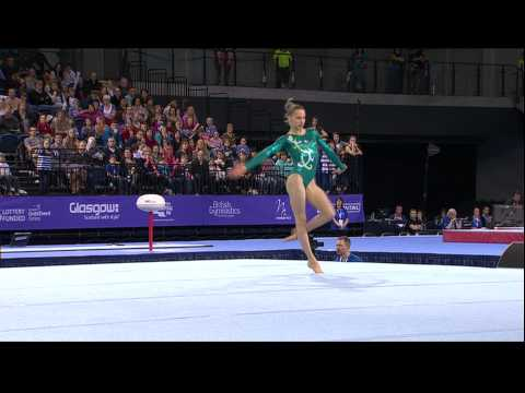 Kaitlyn Hofland (CAN) Floor