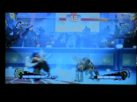 SSF4 InFiNy(Cammy) vs Earn(Rose) KZ Garden5 Thailand