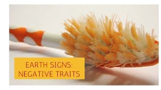 Horoscope Signs Meanings: Negative Traits | Taurus, Virgo, Capricorn