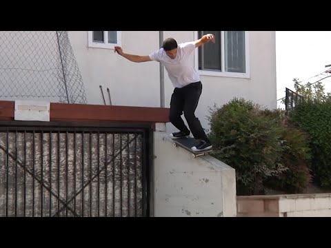 "Rough Cut: Ryan Townley's ""Seance"" Part"