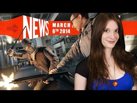GS Daily News - Watch Dogs + Dark Souls II Release Dates Announced!