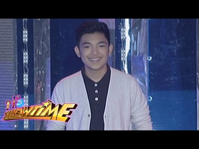"""It's Showtime Singing Mo 'To: Darren Espanto sings """"Forever's Not Enough"""""""