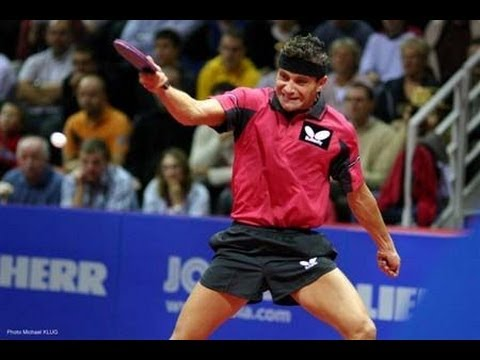 Table Tennis - The Power Of Backhand