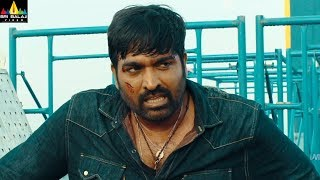 Sindhubaadh Movie Vijay Setupathi Action Scene | 2019 Latest Movie Scenes | Sri Balaji Video