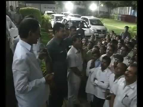 CM KCR SPEAK about NARAYANARAOPET MANDAL
