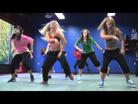 'look At Me Now' Chris Brown Dance Fitness video