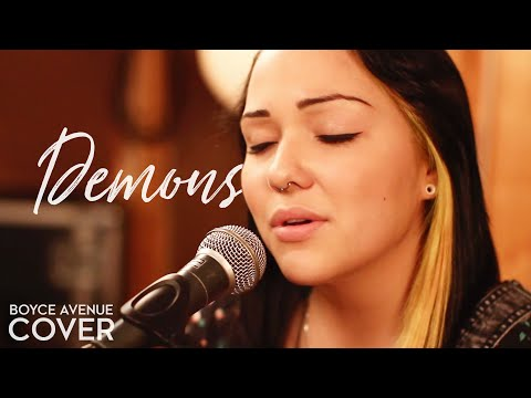 Demons - Imagine Dragons (boyce Avenue Feat. Jennel Garcia Acoustic Cover) On Itunes & Spotify video