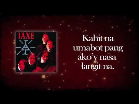 Iaxe - Akoy Sa Iyo Ikay Akin