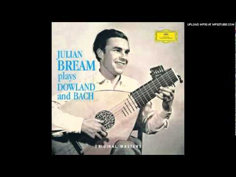 Prelude BWV 998 - Bach - Julian Bream