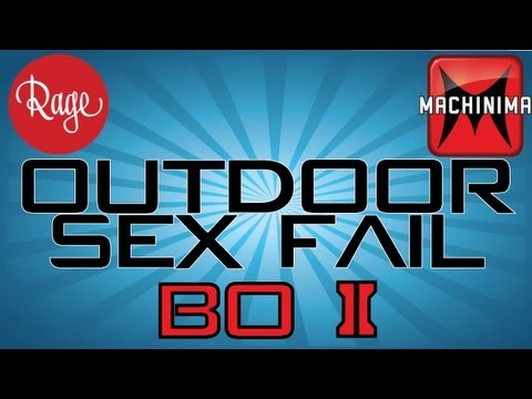 Outdoor Sex Fail | Black Ops 2 Plaza Domination | Vector 51 Kills Ownage video