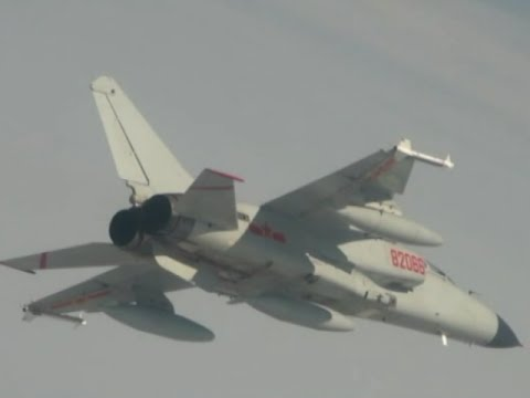 PLA Navy Beefs up New Pilot Training in Poor Meteorological Conditions