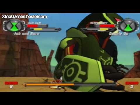 Ben 10: Protector of Earth - 1 - Grand Canyon - Part 2/2