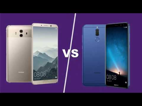 Fight Between Huawei Mate 10 and Mate 10 Lite