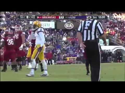17 LSU Tigers vs Arkansas Razorbacks FULL GAME HD
