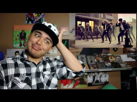Super Junior - Mamacita Mv Reaction video