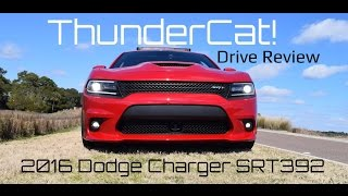 Thundercat!  2016 Dodge CHARGER SRT392 - 4.6s 0-60MPH Runs (w/o Launch Control)