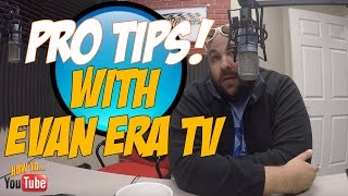 Pro Tips with Evan Era TV (Royalty Free/Copyright Free Music) - HOW TO YOUTUBE