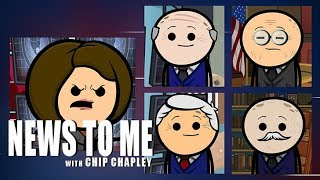 """News To Me With Chip Chapley - Episode 3 """"Women? That"""
