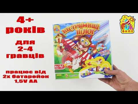 Настольная развлекательная игра 7066 (24) Нестримний Пілот в коробке FUN GAME