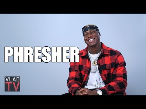 Phresher on Doing 'Chloraseptic' with Eminem, Mixed Reviews of 'Revival' (Part 1)