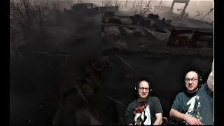 Metro Exodus Gameplay Trailer Reaction E3 2018! THIS LOOKS AMAZING!  I NEED THIS GAME!