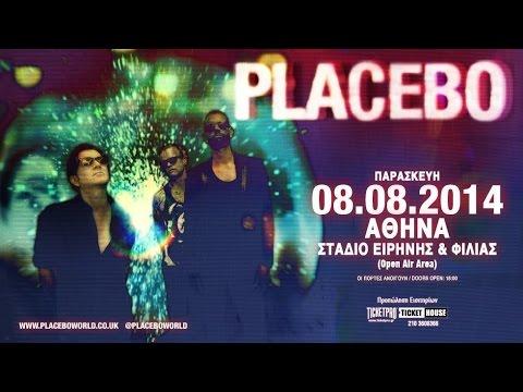 Placebo - Live In Athens, Greece, 08-08-2014 (Complete Show)