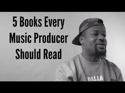 5 Books Every Music Producer should Read