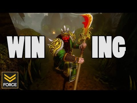Guan Yu is Win (Smite Gameplay)