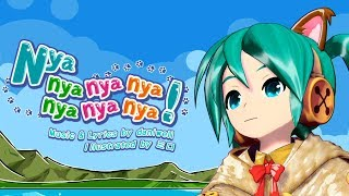 Watch Hatsune Miku Nyanyanyanyanyanyanya video