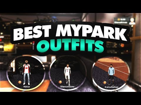 BEST MyPARK OUTFITS ON NBA 2K17! • HOW TO LOOK LIKE A CHEESER & A SNAGGER!