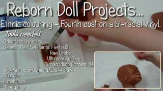 Ethnic Reborn Doll layer 4 of 6 - Reborn Doll Tutorial