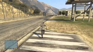 GTA V: God Mode Cheat Rampage+ Super Jump