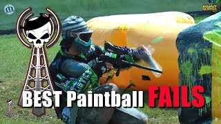 Paintball Fail Compilation: Millennium Series Bitburg 2013 by PAINTBALL CHANNEL